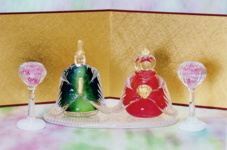200701 おひな様と五月人形