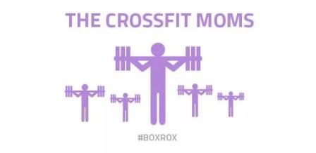 Tipi di CrossFitter - La mamma CrossFitter