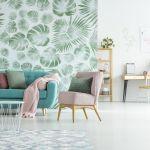 Wandgestaltung Wohnzimmer Die Schonsten Ideen Brigitte De