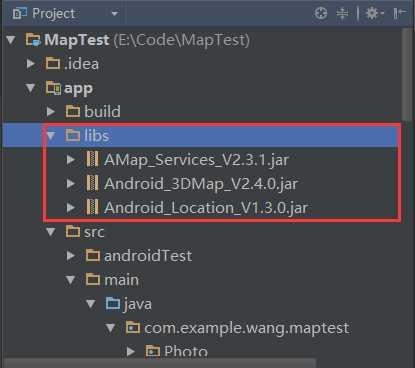 Android Studio 如何引入.jar文件和.so文件?-布布扣-bubuko.com