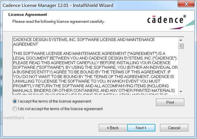 Cadence Allegro16.6安裝 - IT閱讀