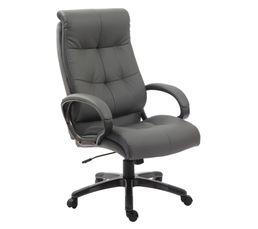 fauteuil de bureau boss gris