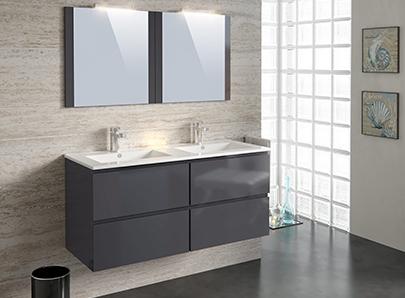 achat meuble de salle bain lavabo pas