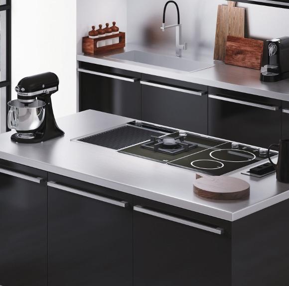 table de cuisson pour sa cuisine