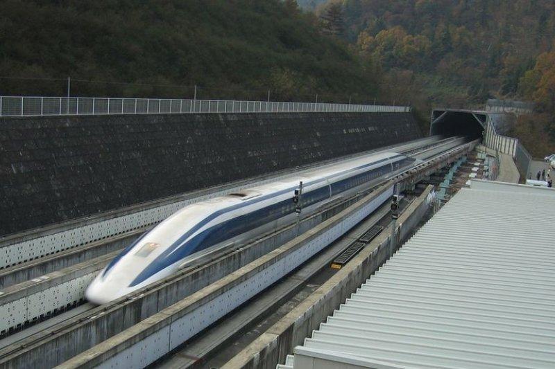 590公里時速!日本超導磁懸浮列車破記錄-風傳媒