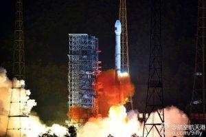 中国的双星箭北斗卫星导航系统击中了19个卫星目标:覆盖了风靡全球的媒体