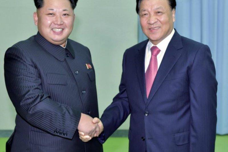 劉雲山訪問北韓會見金正恩「力求溝通」-風傳媒