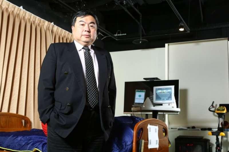 臺灣醫療業已沒別的選擇!李友專:讓健保財政惡化的重擔,可搖身成「醫療AI」最佳燃料-風傳媒