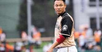 棒球12强》打中华队脚伤没问题 王柏融:有回家的感觉