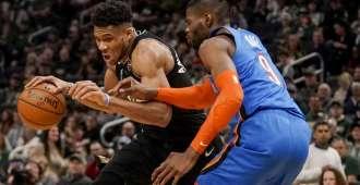 NBA》遭哈登回呛打球没技巧 字母哥淡定:他要这样想,就这样吧!