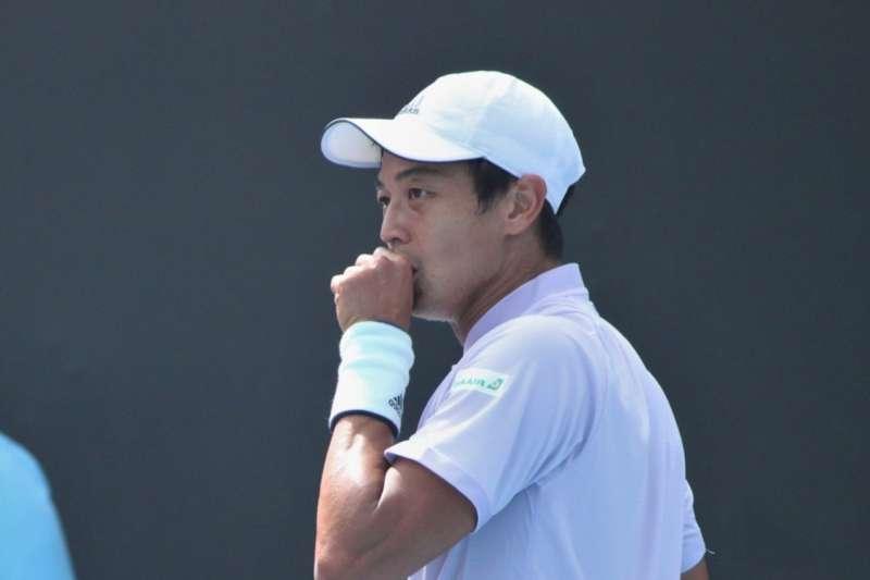 卢彦勋替台湾球员在ATP球员理事会发声。(取自卢彦勋脸书粉丝页)