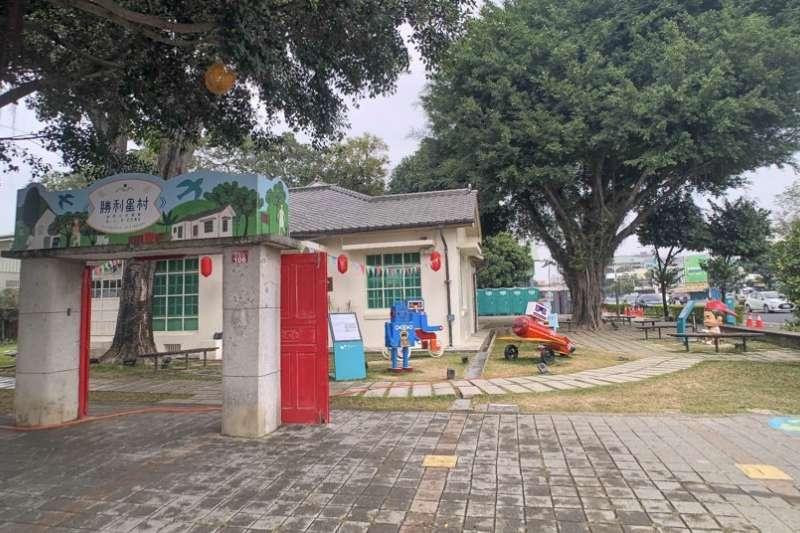 屏東「勝利星村」徵選出爐 乖乖黎記冰糖醬鴨等19品牌進駐-風傳媒
