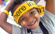 Let's end childhood cancer. Together.
