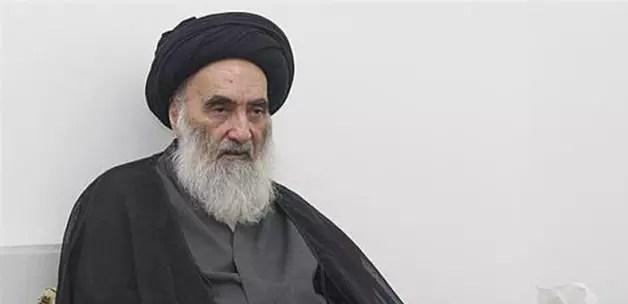 Ayetullah Ali es-Sistani ile ilgili görsel sonucu