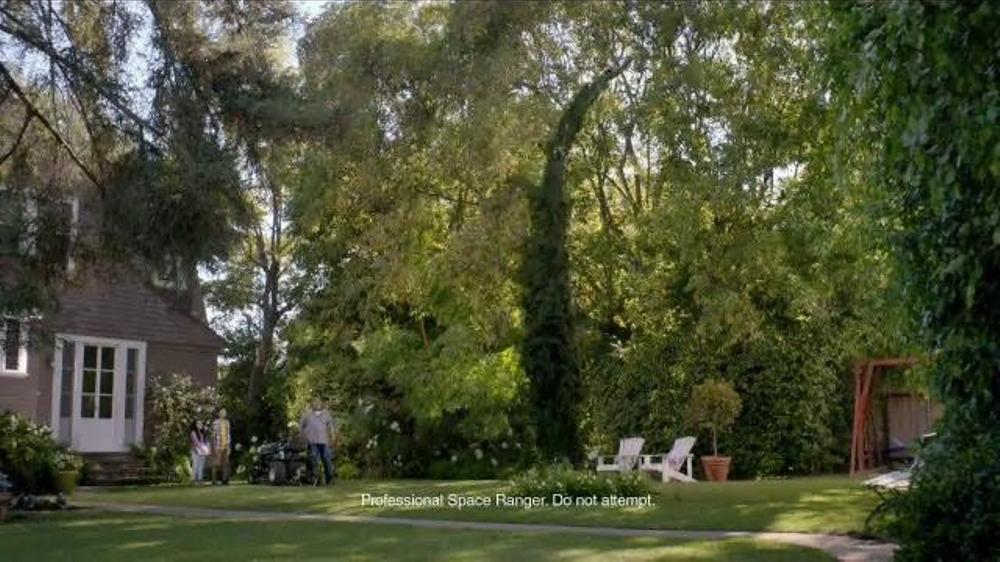 Disney TV Spot, 'Disney Side: To Infinity & Beyond!' - Screenshot 5