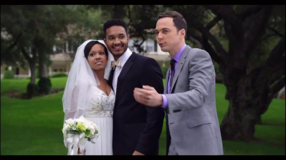 Intel RealSense TV Commercial, 'Wedding' Featuring Jim