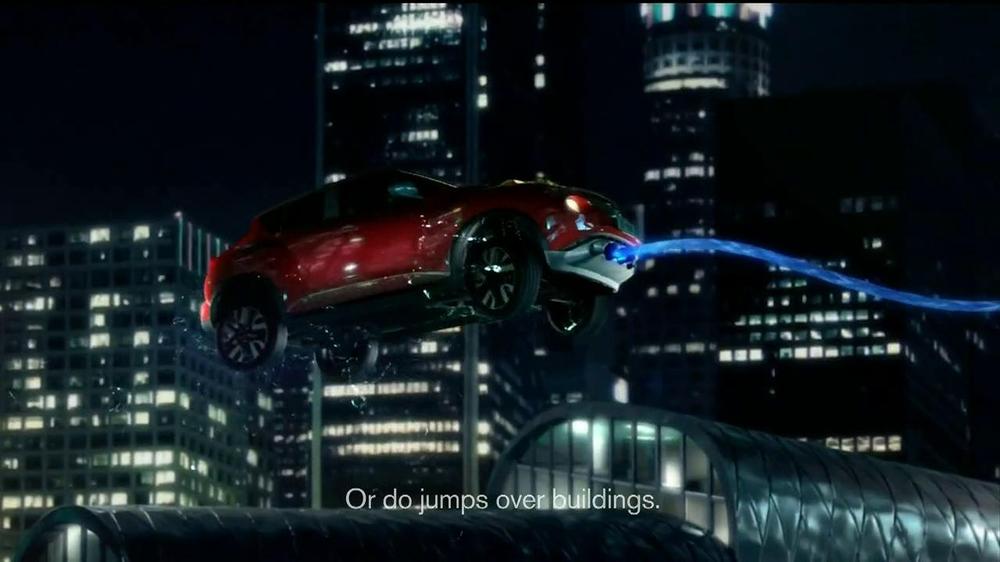 2013 Nissan Juke TV Spot, 'Fantasy Drive' Song by Beat Assailant - Screenshot 5