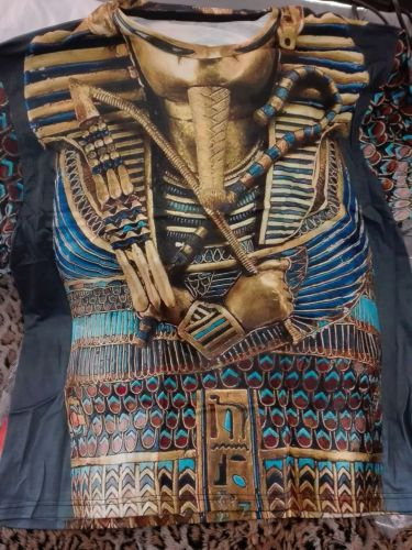 King Tutankhamun 3D All Over Printed Clothes Lh0692 photo review