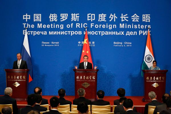 China Turns Down Trilateral Defense Talks with Russia, India