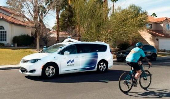 """""""운전자없는 일반 도로 자율 주행""""… 현대 자동차-앱 티브 합작 투자 모 멘탈, 미국 시운전"""