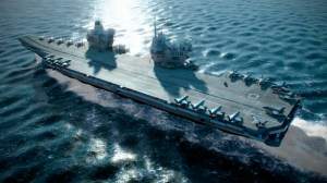 """영국 항공 모함 기술이 한국 해군에 적용 될까요?  """"비공식 대화 시작"""""""