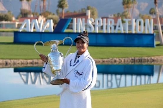 女 Golf Morningstar Tabatanakit Surprised Winner, 하나 금융 그룹 '잭팟'