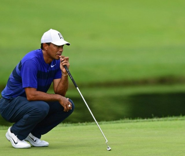Tiger Woods Played Well Through Two Rounds Of The Pga Tours Memorial Tournament  This Week