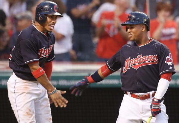 Cleveland Indians' Francisco Lindor, Jose Ramirez win ...