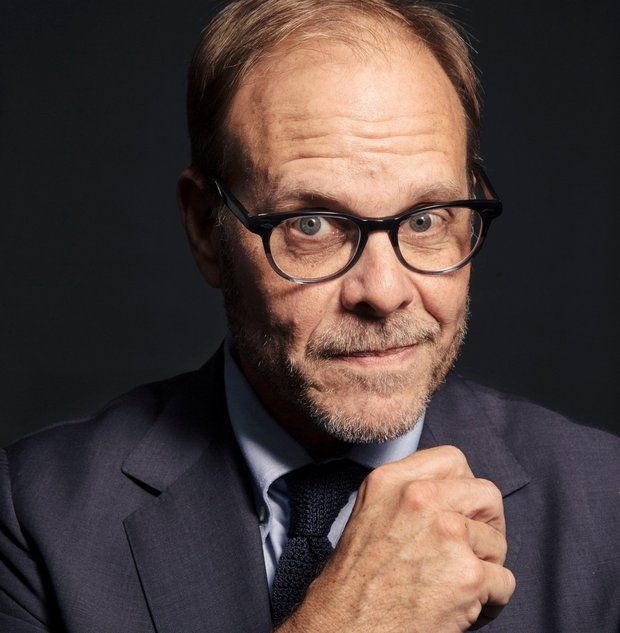 Alton Brown: At the intersection of food, science, history and theater