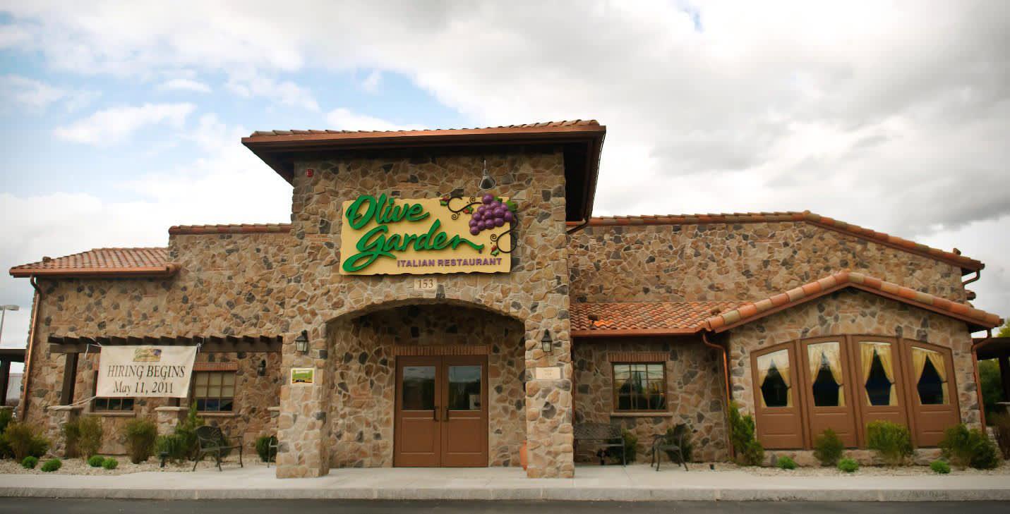 Olive Garden 100 For 7 Weeks Of Pasta