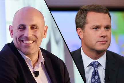 Premium: Marc Lore, CEO of Jet and Doug McMillon, CEO of Walmart 160808