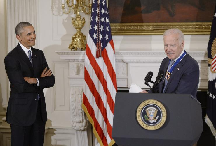 Lessons you can learn from Joe Biden's career about overcoming obstacles. 4