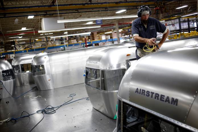 Thor Industries racks up  billion order backlog amid sustained RV demand