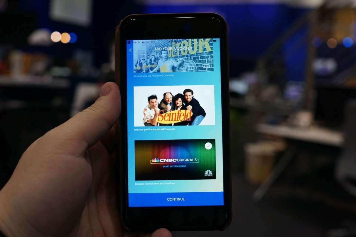 CNBC Tech Hulu TV en vivo 2