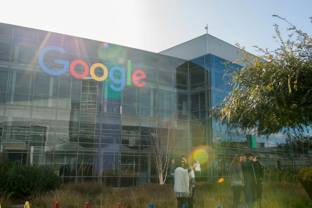 Google's recently promoted Search boss made  million last year