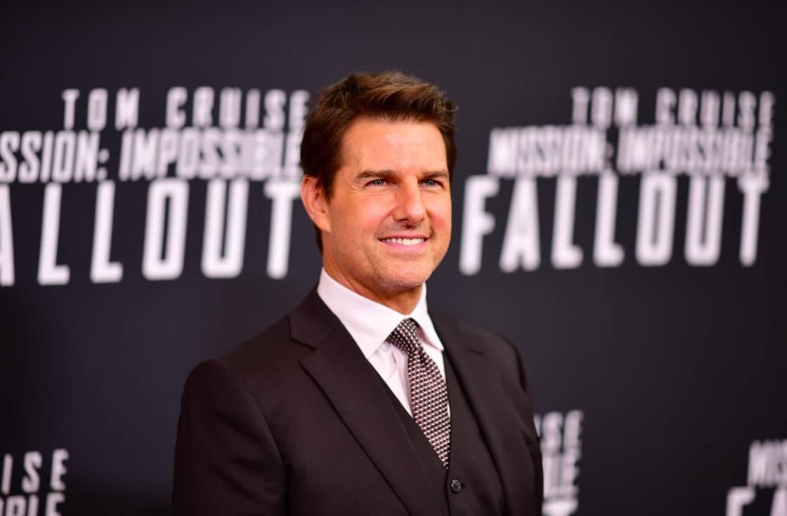 PREMIUM Tom Cruise MI6 180726