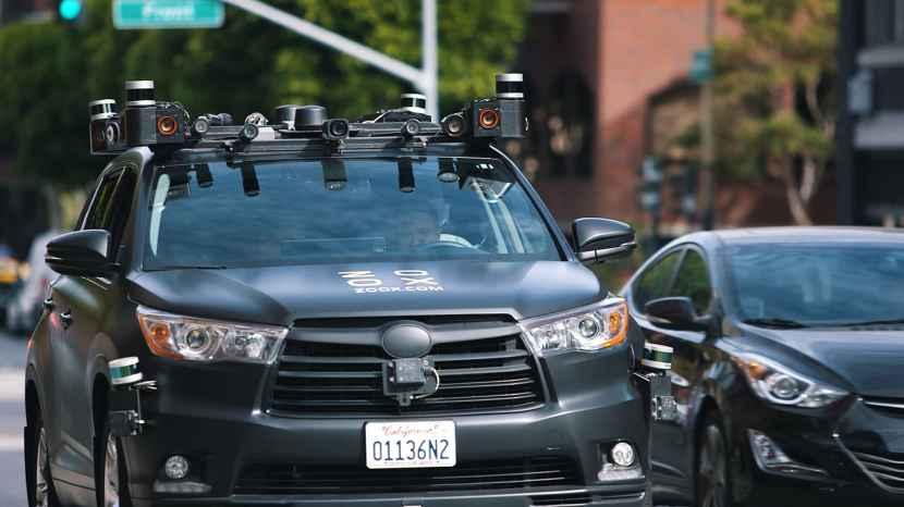 Amazon to buy self-driving technology company Zoox 1