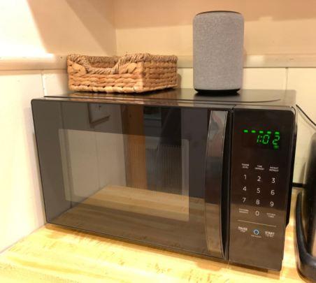 amazon alexa microwave review