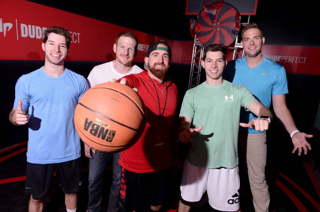 GP: Dude Perfect YouTubers