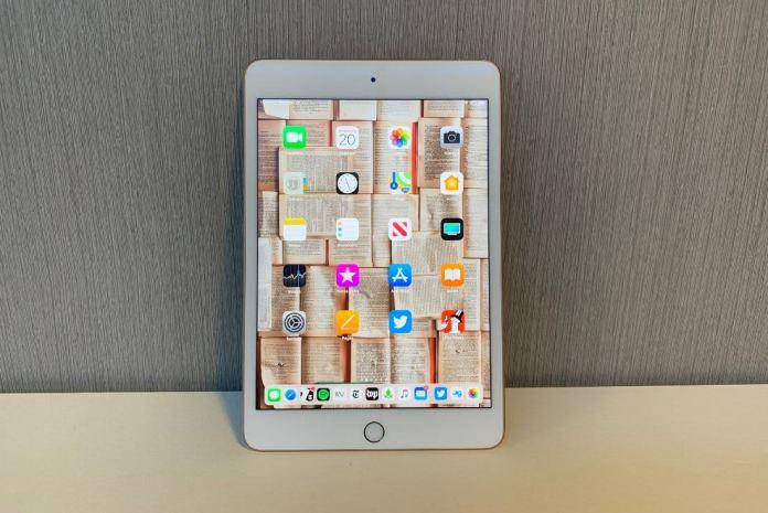 The 5th generation iPad mini