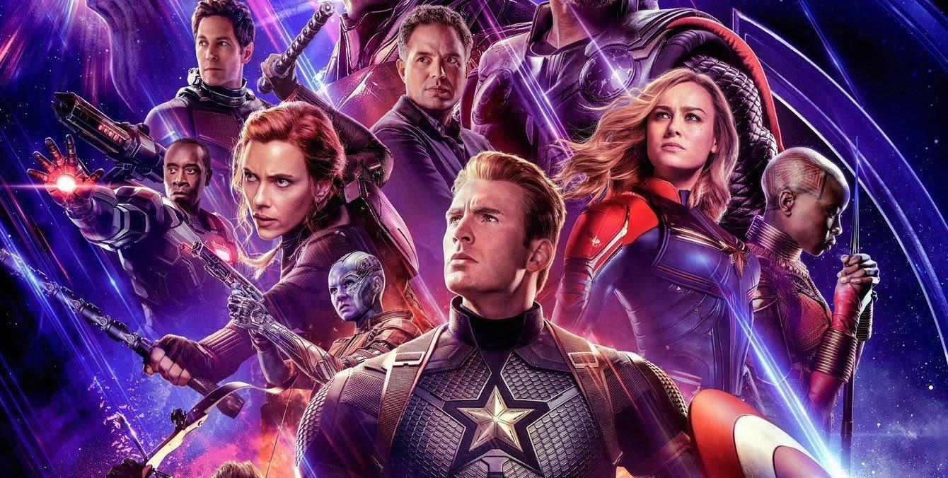 spoiler free: massive 'avengers: endgame' footage leak hits twitter