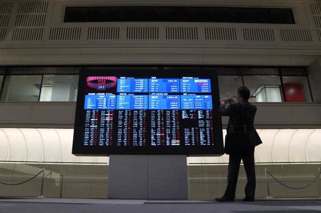 Japan soars nearly 5% as Asia stocks jump; investors watch central bank developments 1