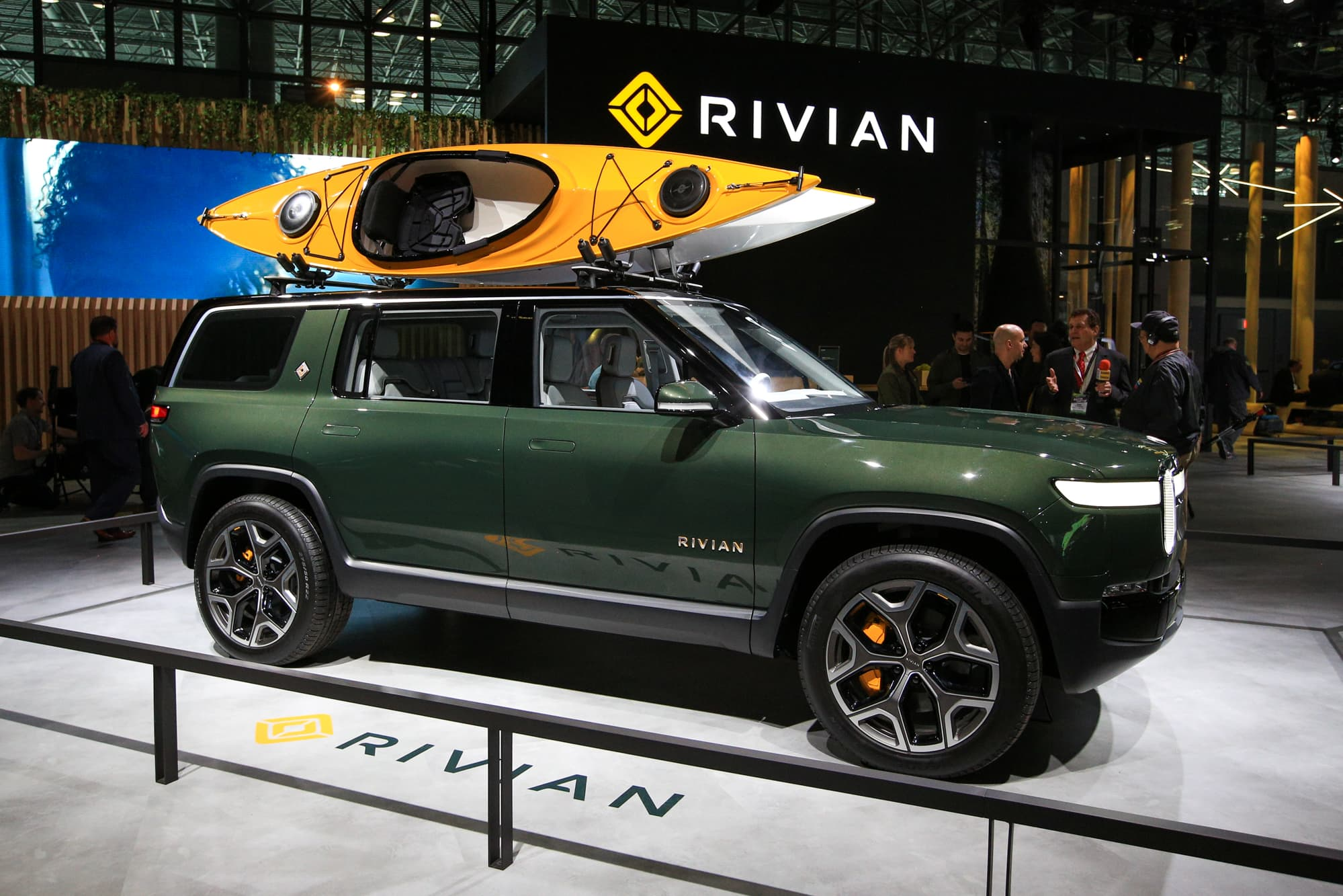 Tesla sues Rivian for allegedly stealing secrets, poaching employees 3