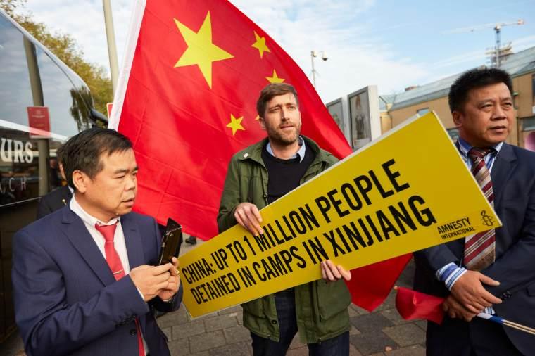 GP: Amnesty International Xinjiang China 190514