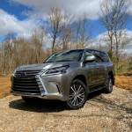 Review The Lexus Lx 570 Is A Serious Off Road Suv That Gives The Range Rover A Run For The Money
