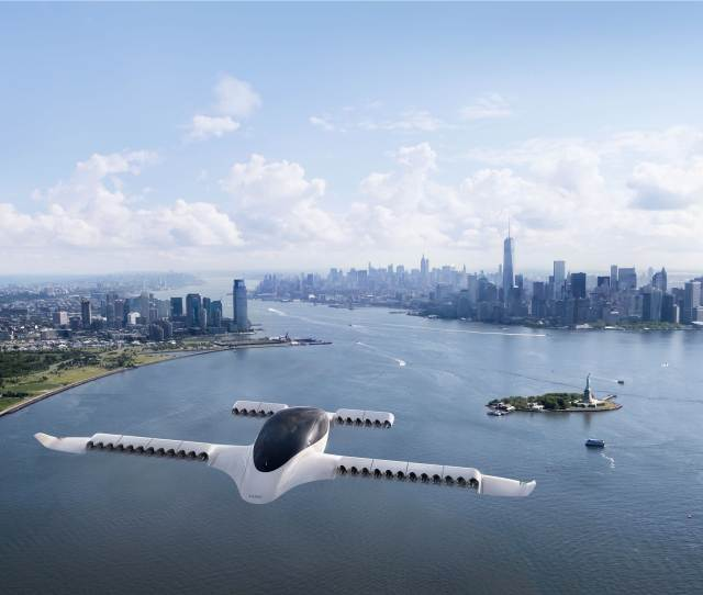 Flying Taxis Could Lift Off In Six Years Heres How Much Itll Cost To Ride One