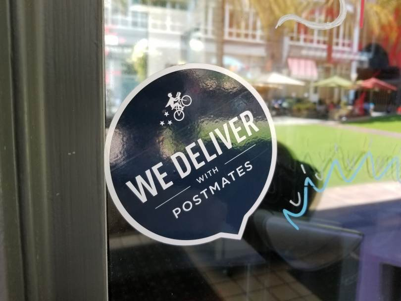 Postmates deciding between Uber, SPAC offers or going public 1