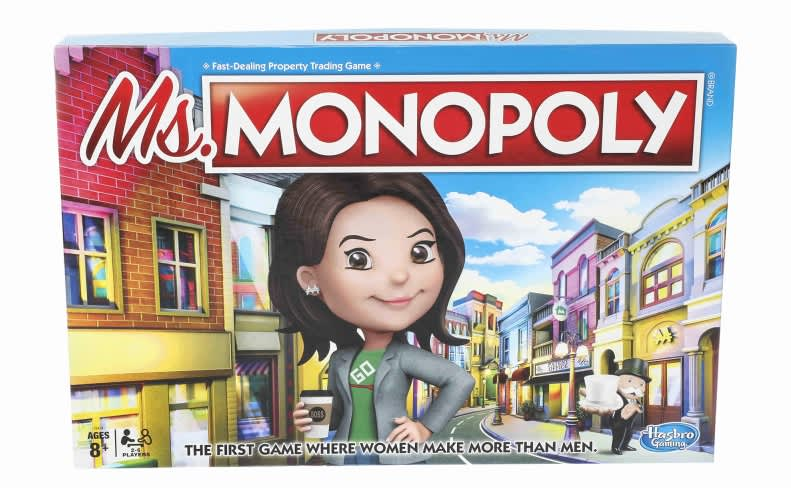 Image result for ms monopoly hedy lamarr