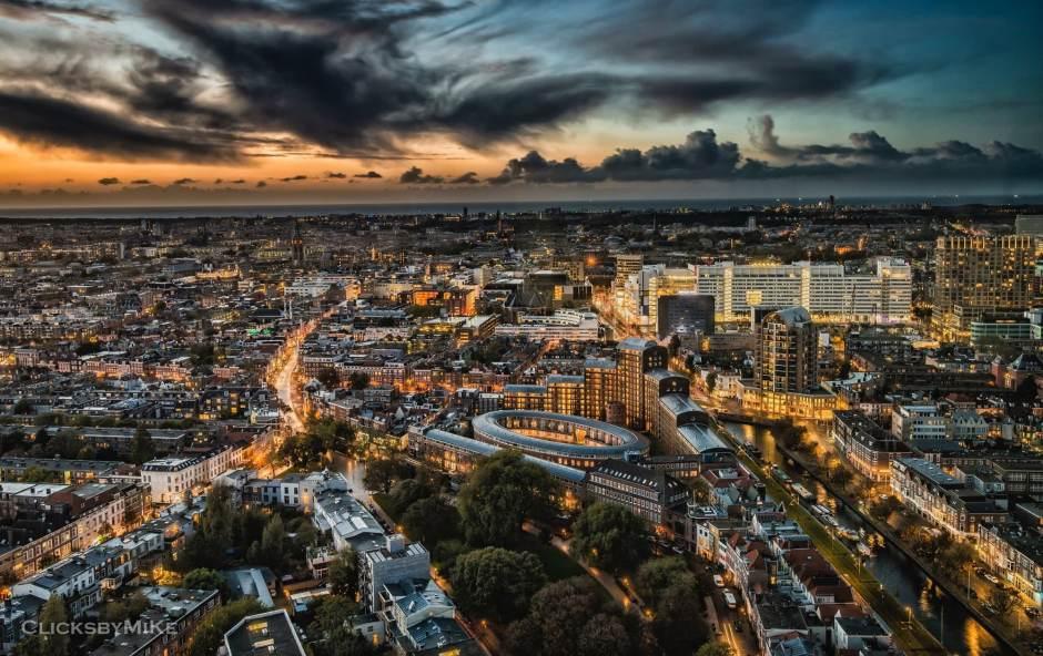 GP: The Hague, Netherlands