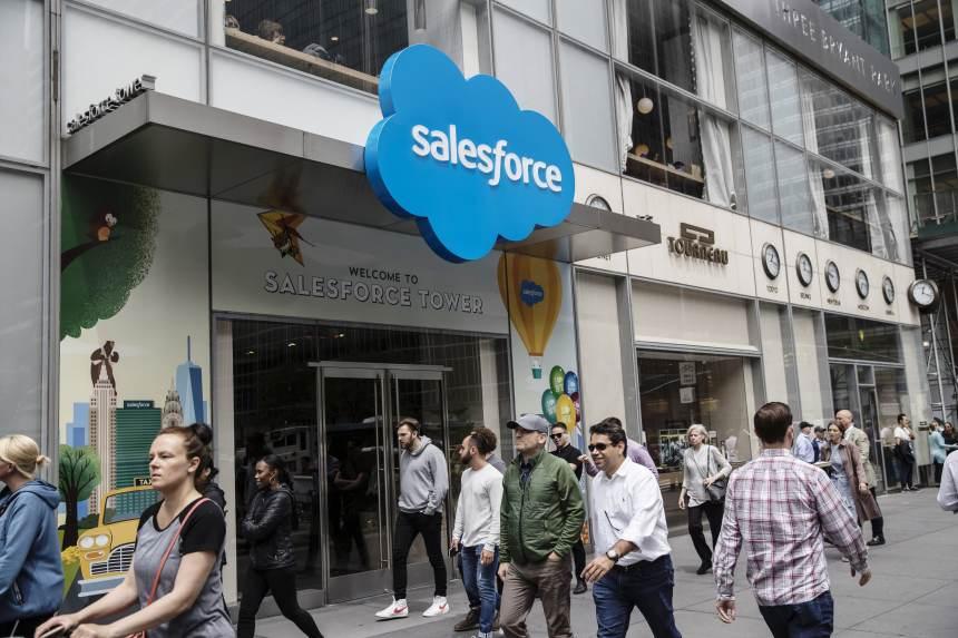 GP: Salesforce tower